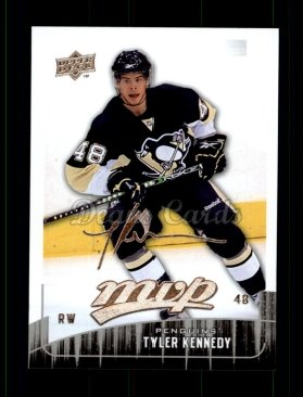 2009 Upper Deck MVP #64  Tyler Kennedy