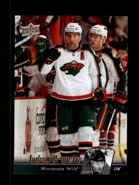 2010 Upper Deck #105  Andrew Brunette