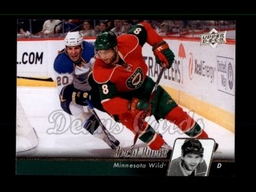 2010 Upper Deck #107  Brent Burns