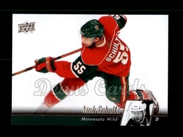 2010 Upper Deck #108  Nick Schultz