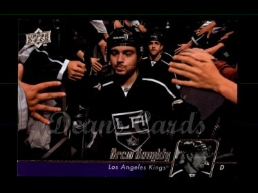 2010 Upper Deck #110  Drew Doughty