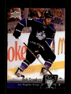 2010 Upper Deck #114  Rob Scuderi