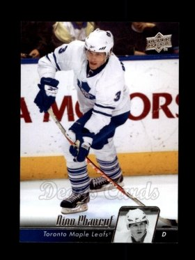 2010 Upper Deck #15  Dion Phaneuf