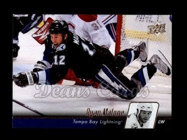2010 Upper Deck #24  Ryan Malone