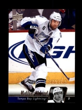 2010 Upper Deck #25  Mattias Ohlund