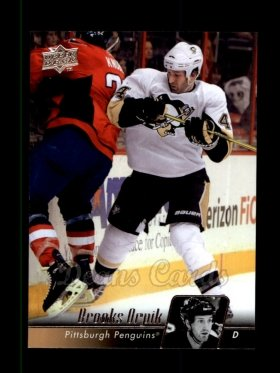 2010 Upper Deck #45  Brooks Orpik