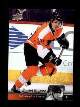 2010 Upper Deck #56  Daniel Briere