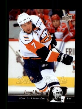 2010 Upper Deck #76  Trent Hunter