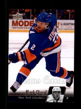 2010 Upper Deck #78  Mark Streit