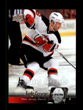 2010 Upper Deck #86  Andy Greene