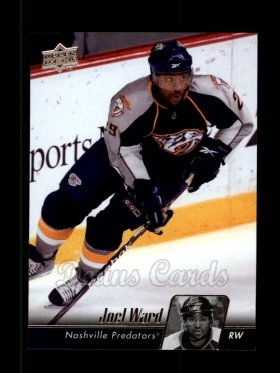 2010 Upper Deck #88  Joel Ward