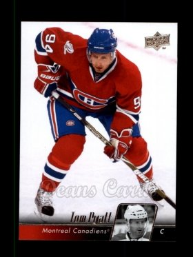 2010 Upper Deck #99  Tom Pyatt