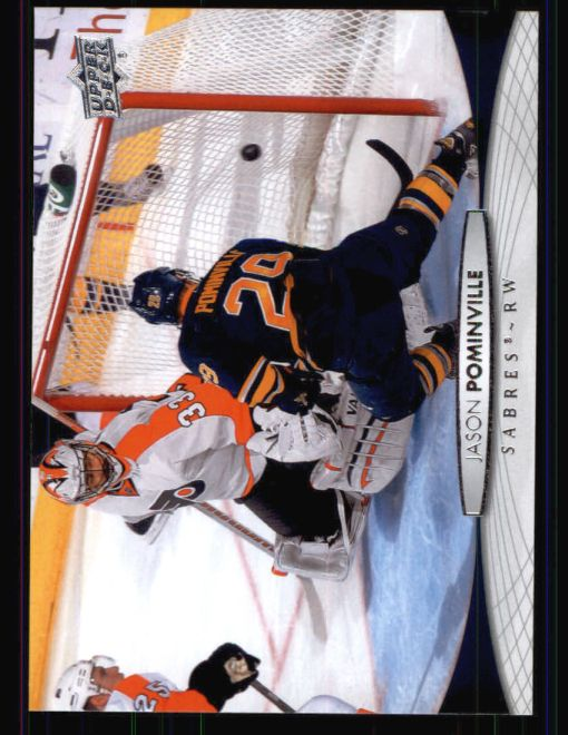 2011 Upper Deck #186  Jason Pominville