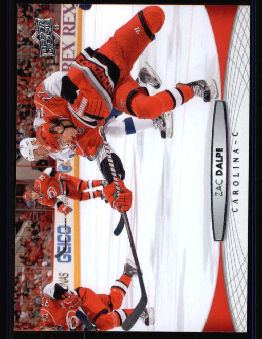2011 Upper Deck #418  Zach Boychuk
