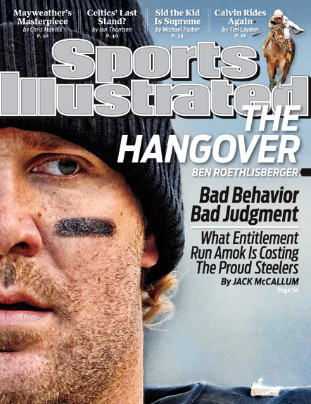 2010 Sports Illustrated   May 10  -  The Hangover