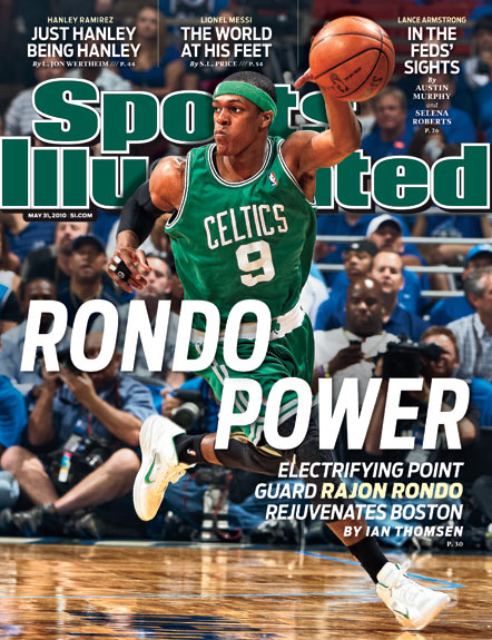 2010 Sports Illustrated   May 31  -  Rondo Power