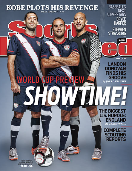 2010 Sports Illustrated   June 7  -  World Cup Preview