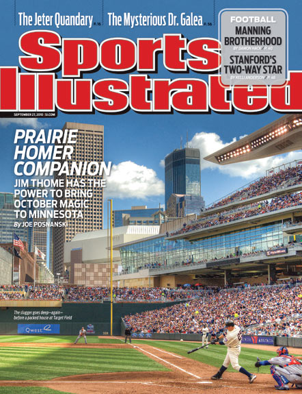 2010 Sports Illustrated   September 27  -  Prairie Homer Companion