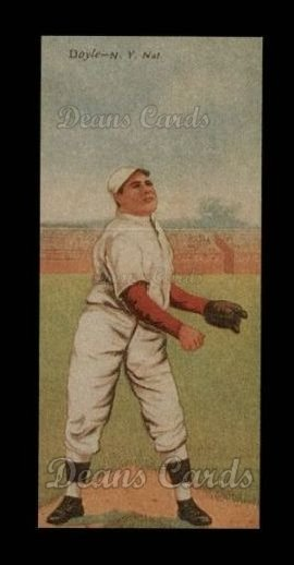 1911 T201 Mecca Reprint #13  Larry Doyle / Chief Meyers