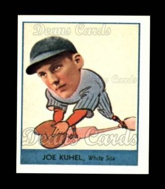 1938 Goudey Heads-Up Reprint #243  Joe Kuhel