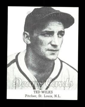 1947 Tip Top Bread Reprint  Ted Wilks