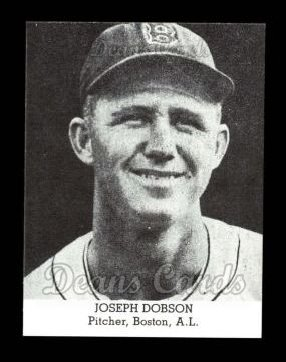 1947 Tip Top Bread Reprint #32  Joe Dobson