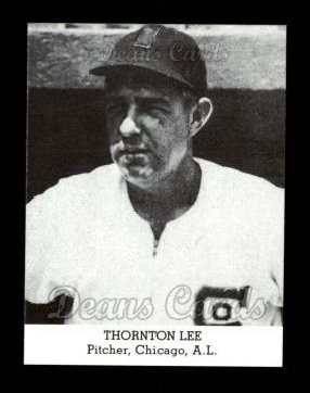 1947 Tip Top Bread Reprint  Bill Lee