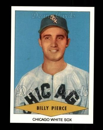 1954 Red Heart Reprint #24  Billy Pierce