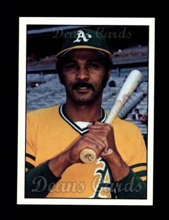 1976 SSPC #496  Billy Williams