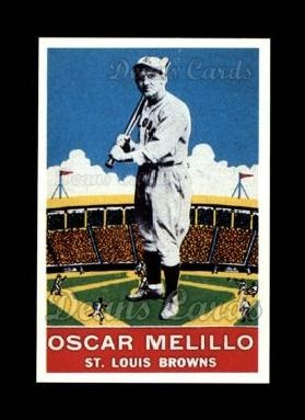 1933 Delong Gum Reprint #3  Oscar Melillo