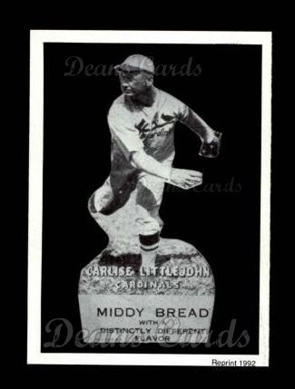 1927 Middy Bread Reprint #32  Carlisle Littlejohn