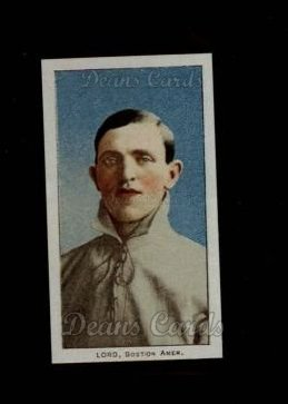 1909 E95 Philadelphia Caramel Reprint #16  Harry Lord
