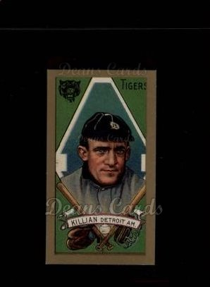 1911 T205 Reprint #101  Ed Killian