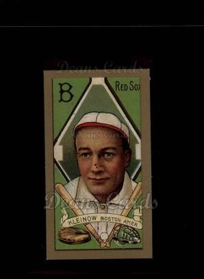 1911 T205 Reprint #102  Red Kleinow