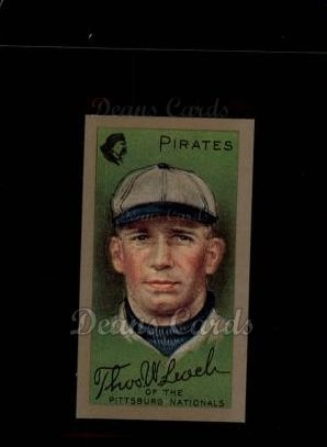 1911 T205 Reprint #111  Thomas W. Leach