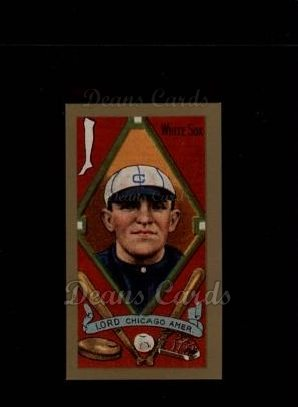 1911 T205 Reprint #119  Harry Lord