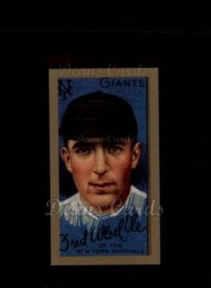 1911 T205 Reprint #134  Fred Merkle