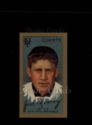 1911 T205 Reprint #144  Red Murray