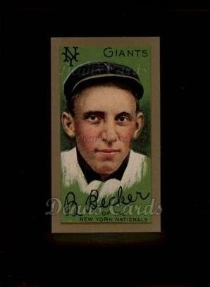 1911 T205 Reprint #15  Beals Becker