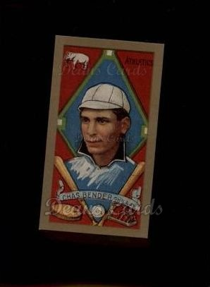 1911 T205 Reprint #17  Chief Bender