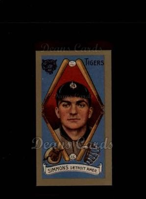 1911 T205 Reprint #176  Hack Simmons