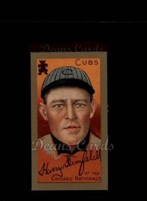 1911 T205 Reprint #182  Harry Steinfeldt