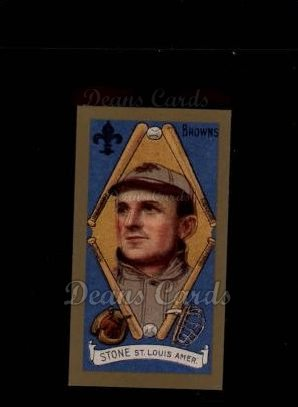 1911 T205 Reprint #183  George Stone