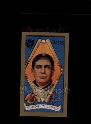 1911 T205 Reprint #187  Ed Summers