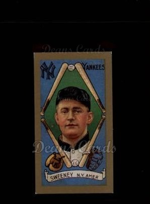 1911 T205 Reprint #188  Jeff Sweeney