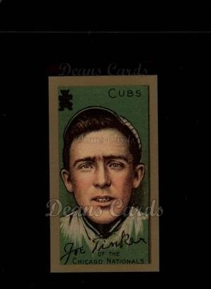 1911 T205 Reprint #191  Joe Tinker