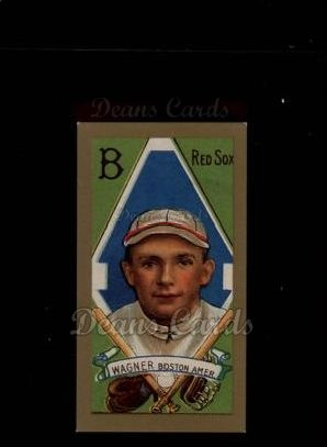 1911 T205 Reprint #195  Heinie Wagner