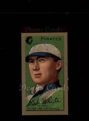 1911 T205 Reprint #201  Kirby White