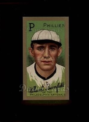 1911 T205 Reprint #22  William Bransfield