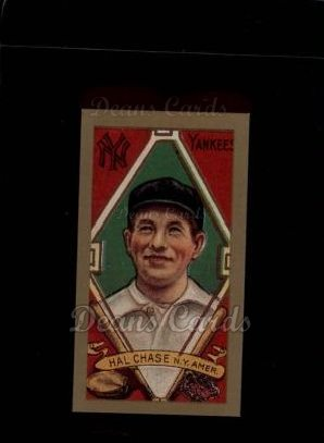 1911 T205 Reprint #32 BTH Hal Chase